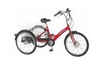 Bisan 3 Tekerlekli Sarjlı bisiklet