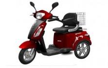 Yuki 3 Tekerlekli Elektrikli Bisiklet
