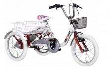 cika üc tekerli bebe bisikleti0