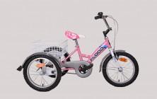 3 tekerlekli cocuk bisikleti sepetli