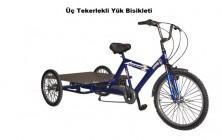 3 tekerlekli yuk tasima bisikleti