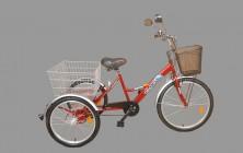 3 uc tekerlekli bisiklet bisikletler sepetli2015