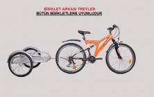 FLX-5010 TREYLER 3 tekerlekli bisiklet