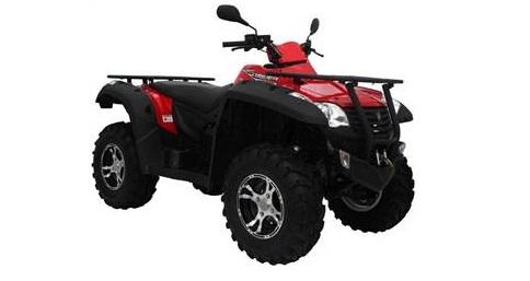 Mondial ATV 500 (4x4)