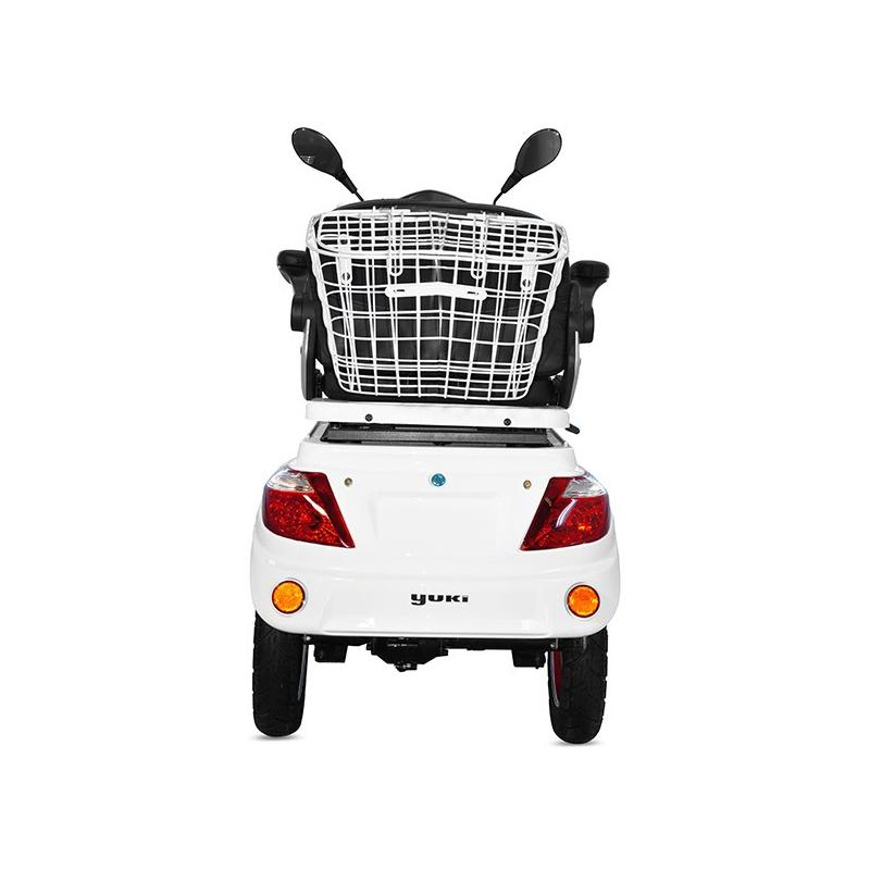 yuki 3 tekerlekli bisiklet motosikle midilli6