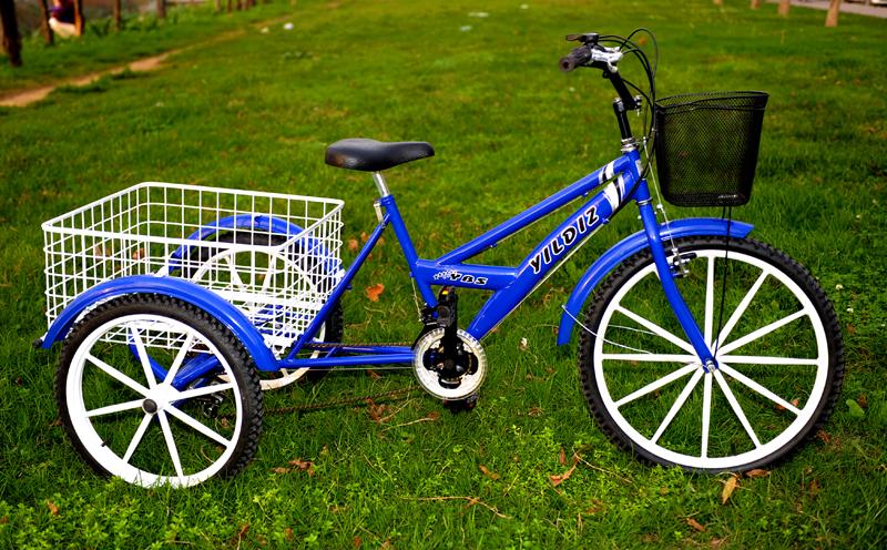 3 tekerlekli bisiklet
